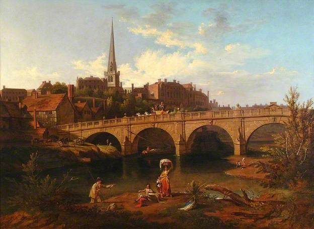 English Bridge Edward Dayes